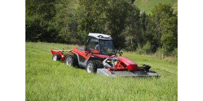Aebi - Model TT281 - Slope Tractors